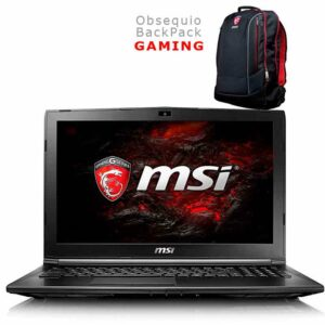 MSI GL62M 7RC Intel Core i5 HQ | Gamer Mem Ram 8GB DDR4 Video GTX1050 2GB DDR5.