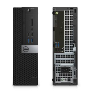Computador Empresarial Dell Optiplex | PC SFF 3050 Intel i3 Ram 4GB DD50GB Win10 PRO