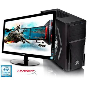 pc gamer i5 8400 intel octava generacion