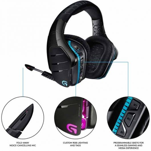 Logitech-G933-Diadema-Wireless